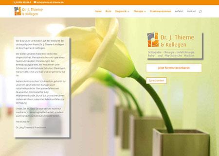 AVVM-Projekt:Praxis Dr. Thieme und Kollegen, Hattingen
